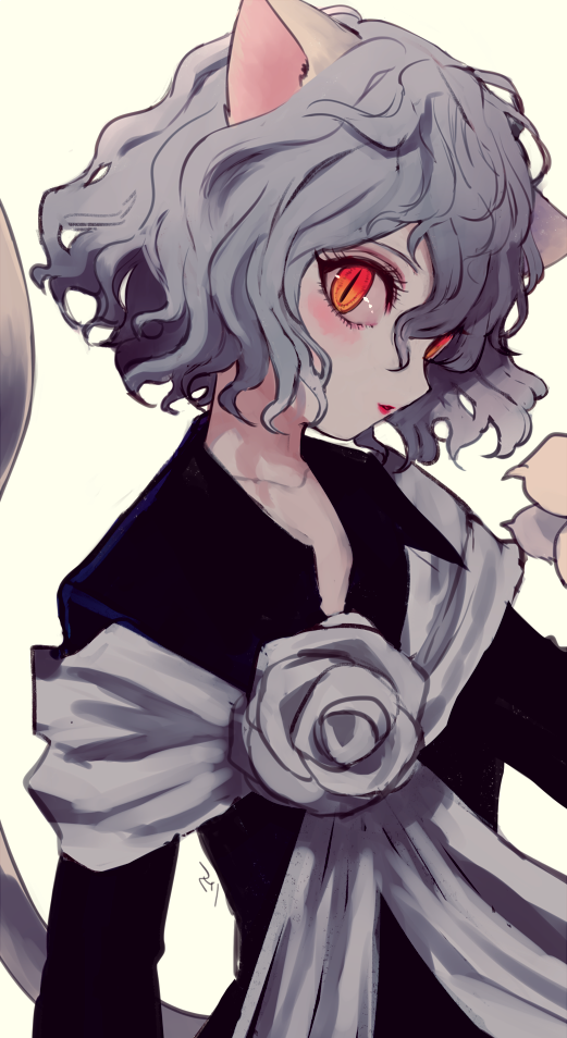 Neferpitou Hunter X Hunter Whenever I See Fanart Of This Person I M Reminded Of Her Abilities And What She Did In The Hunter X Hunter Hunter Anime Hunter Girl