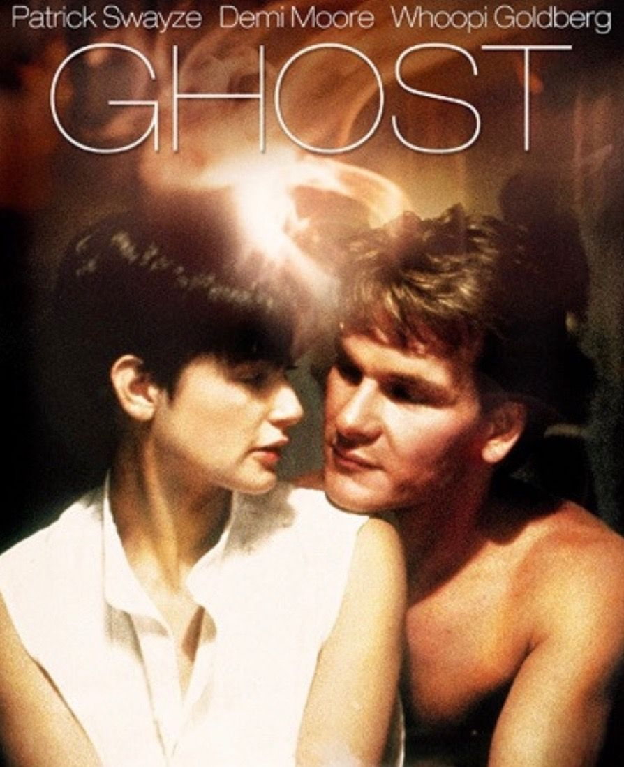 Ghost 1990 Ghost Film Romantic Films Ghost Movies
