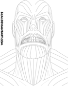 Attack On Titan Coloring Pages Coloring Pages Attack On Titan Free Coloring Pages