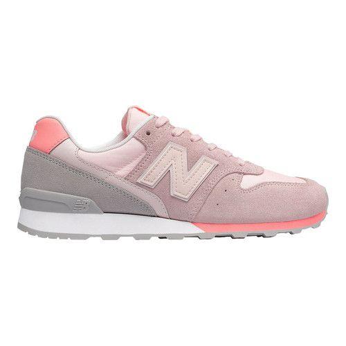 lowest price 2105d 00768 Women's New Balance W696 Classic Sneaker - Sunrise Glo/Fiji ...