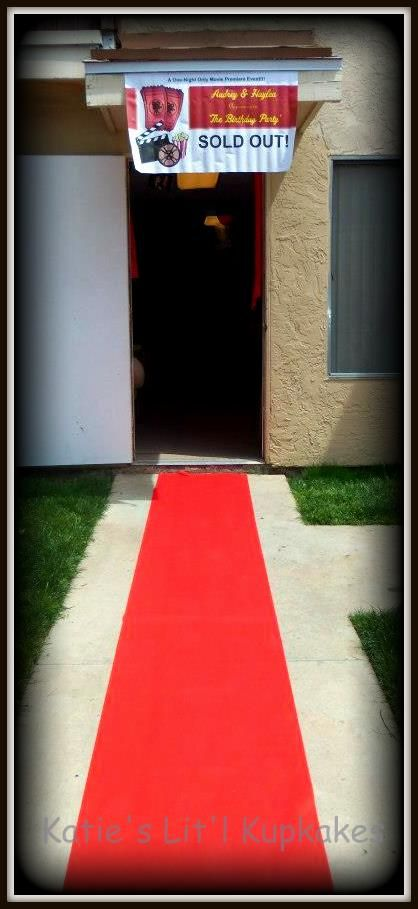 movie house red carpet