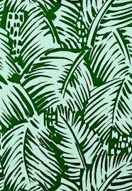 feuillage wallpaper - hermes