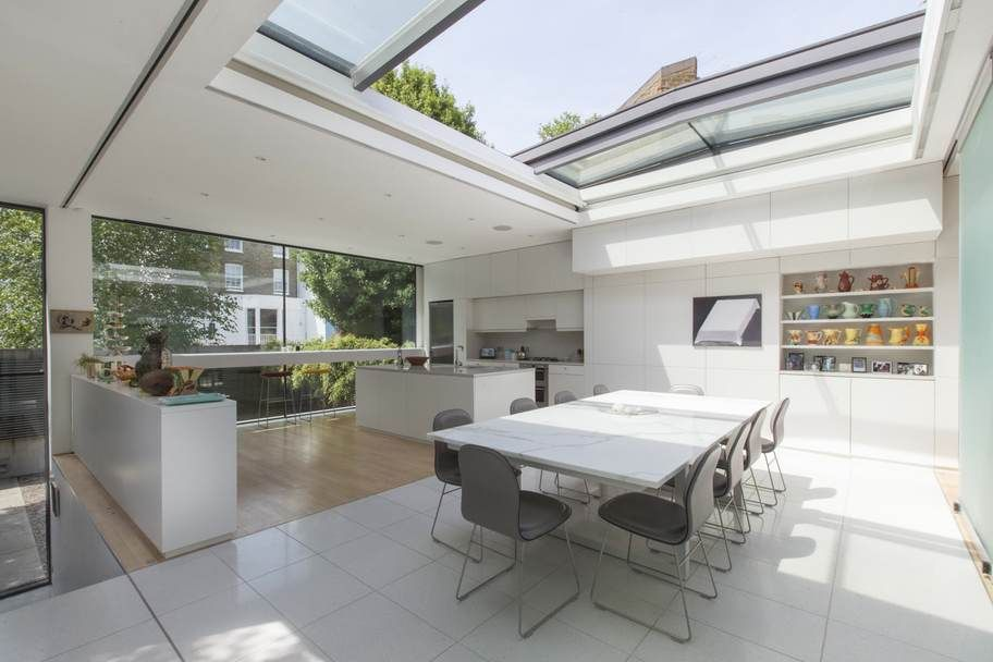 Onefinestay Business Travel Rentals House Roof Glass Roof