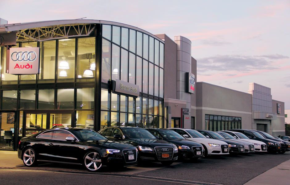 Biener Audi In Great Neck Ny A Five Star Diamond Award Recipient For Experience With The S And Service Department