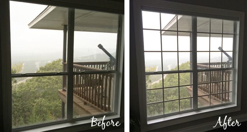 How To Make Diy Window Grids Mullions Diy Window Window Grids Custom Windows