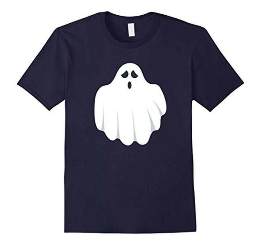 Halloween Scary Ghost Face Halloween Costume T-Shirt