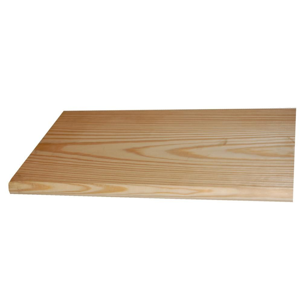 Best 5 4 In X 12 In X 3 Ft Southern Yellow Pine Bullnose 400 x 300