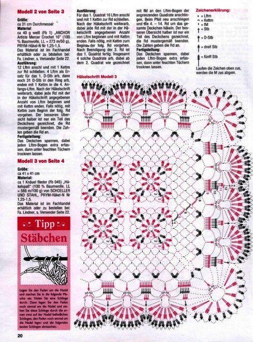 Pin de Horten Dos Santos en horten | Pinterest | Paños, Mantel y Carpeta