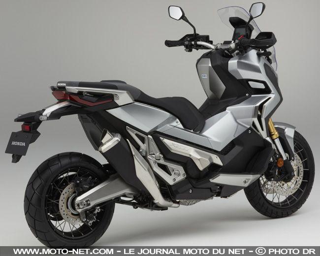 honda x adv 2017 premi res informations motorcycle scooter pinterest honda scooters. Black Bedroom Furniture Sets. Home Design Ideas
