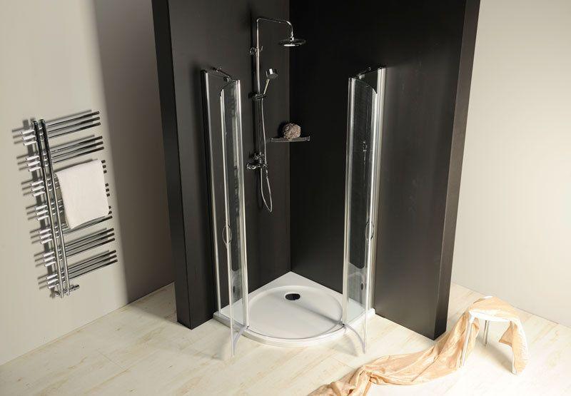Radiateur sèche-serviettes DORLION avec un design tubulaire Version