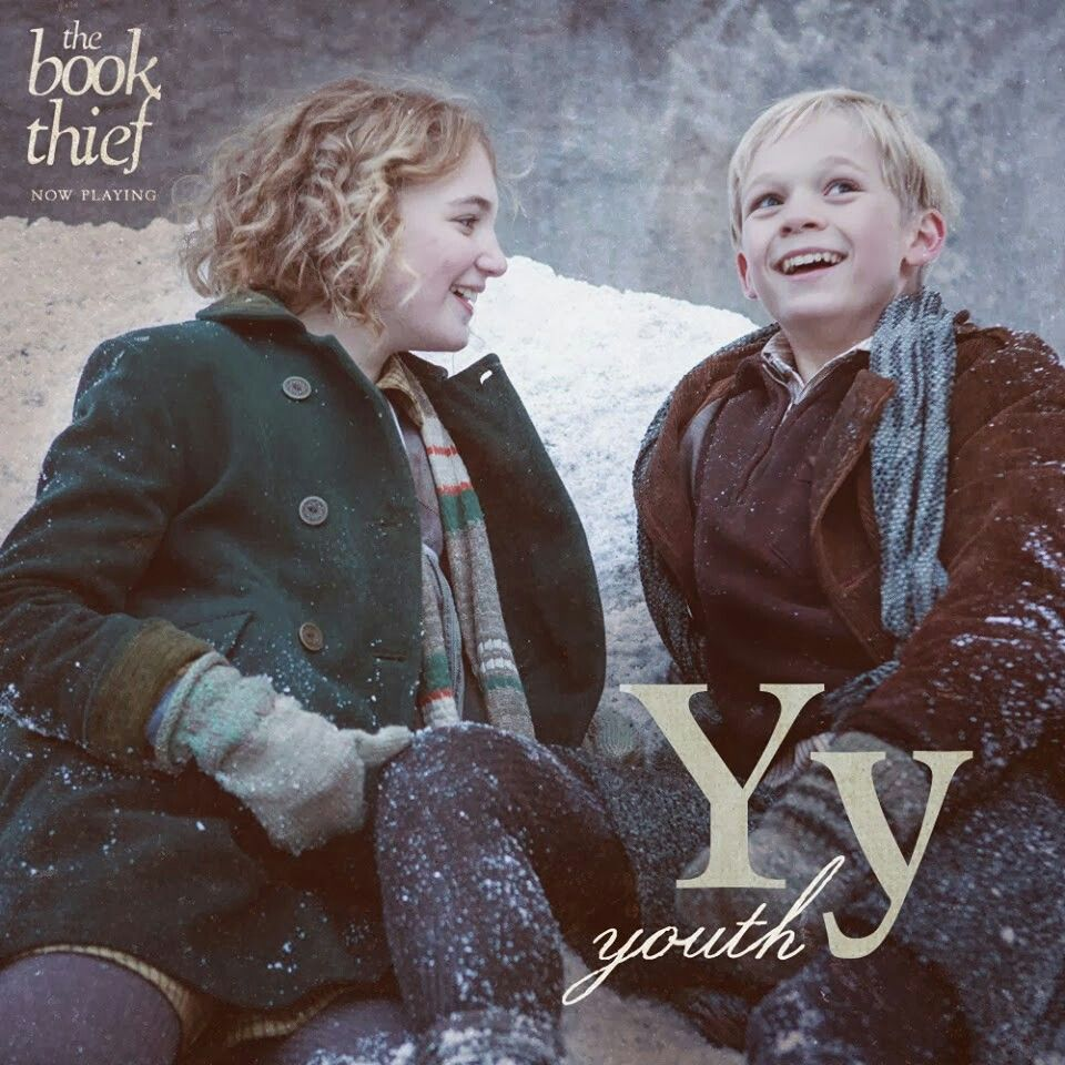 Youth Liesel And Rudy The Book Thief Bestselling Books Book