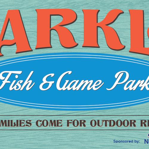 Markle Fish in 2020 Custom signage, Signage, Fishing game