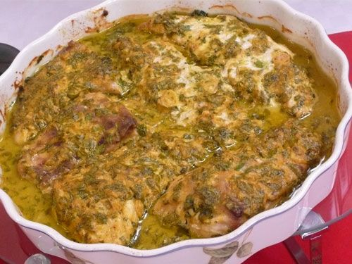 Baked Fish Recipe In Arabic منال العالم فيليه السمك بالفرن Fish Recipes Baked Egyptian Food Fish Recipes