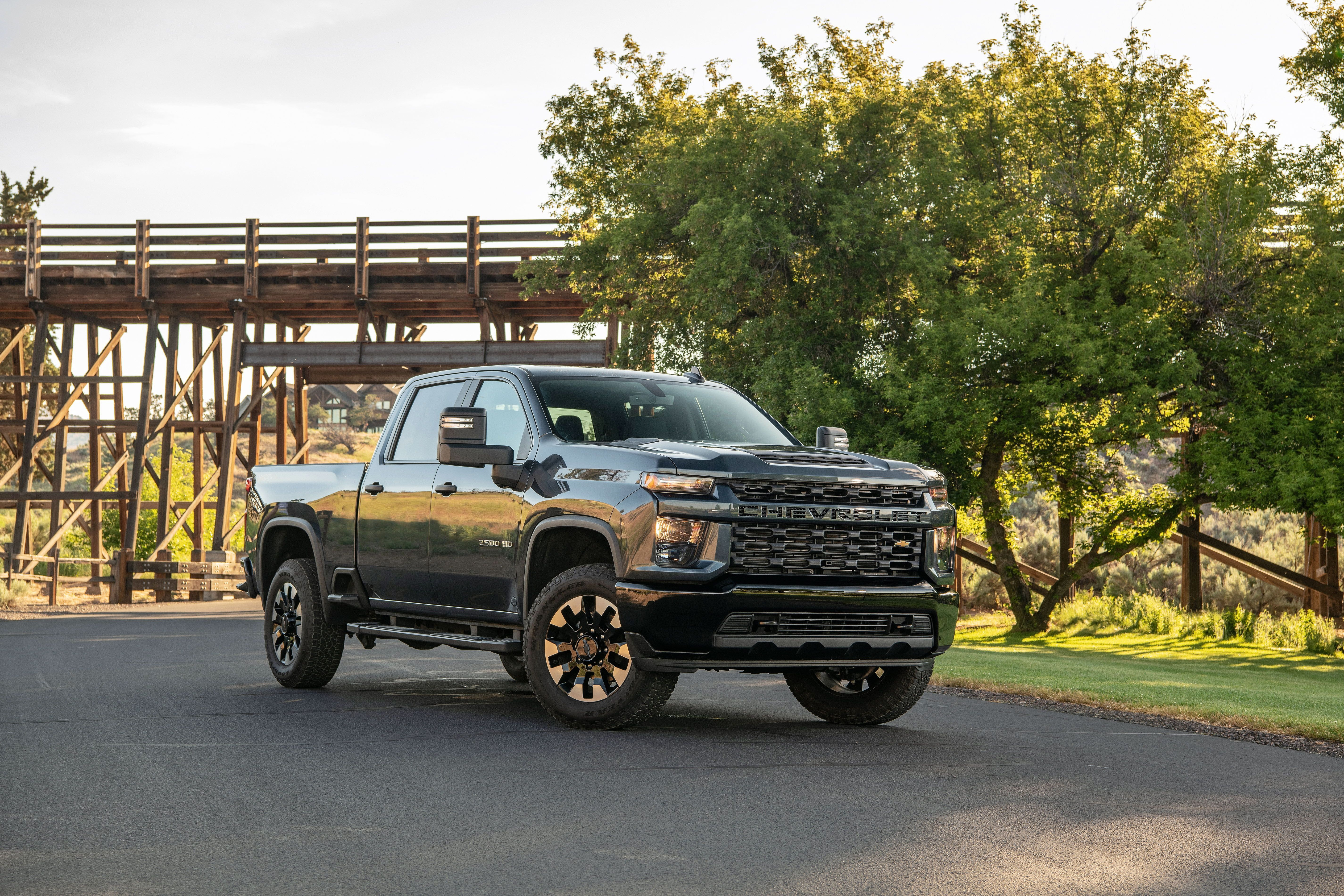 Review 2020 Chevrolet Silverado 2500 Duramax Specs And Images Feels Free To Follow Us Di 2020