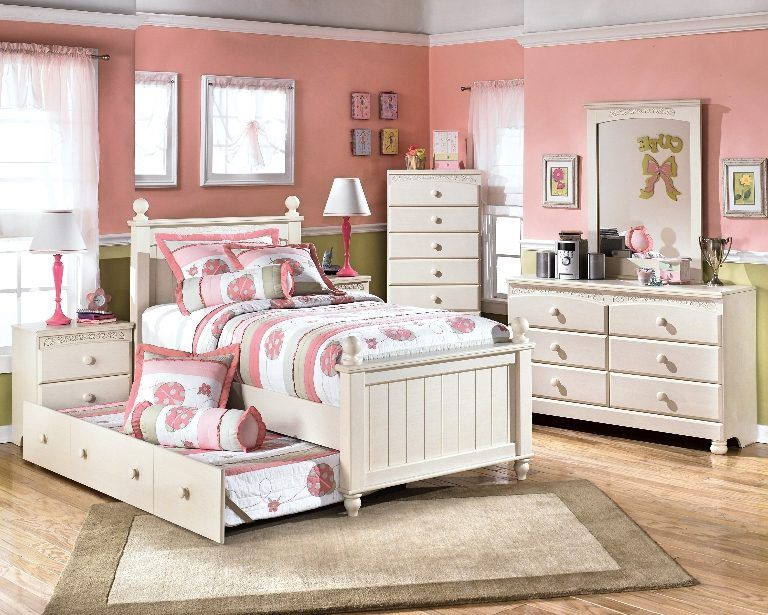 Beautiful White Bedroom Furniture For Girl Girls Bedroom Furniture Sets Girls Bedroom Sets White Bedroom Furniture
