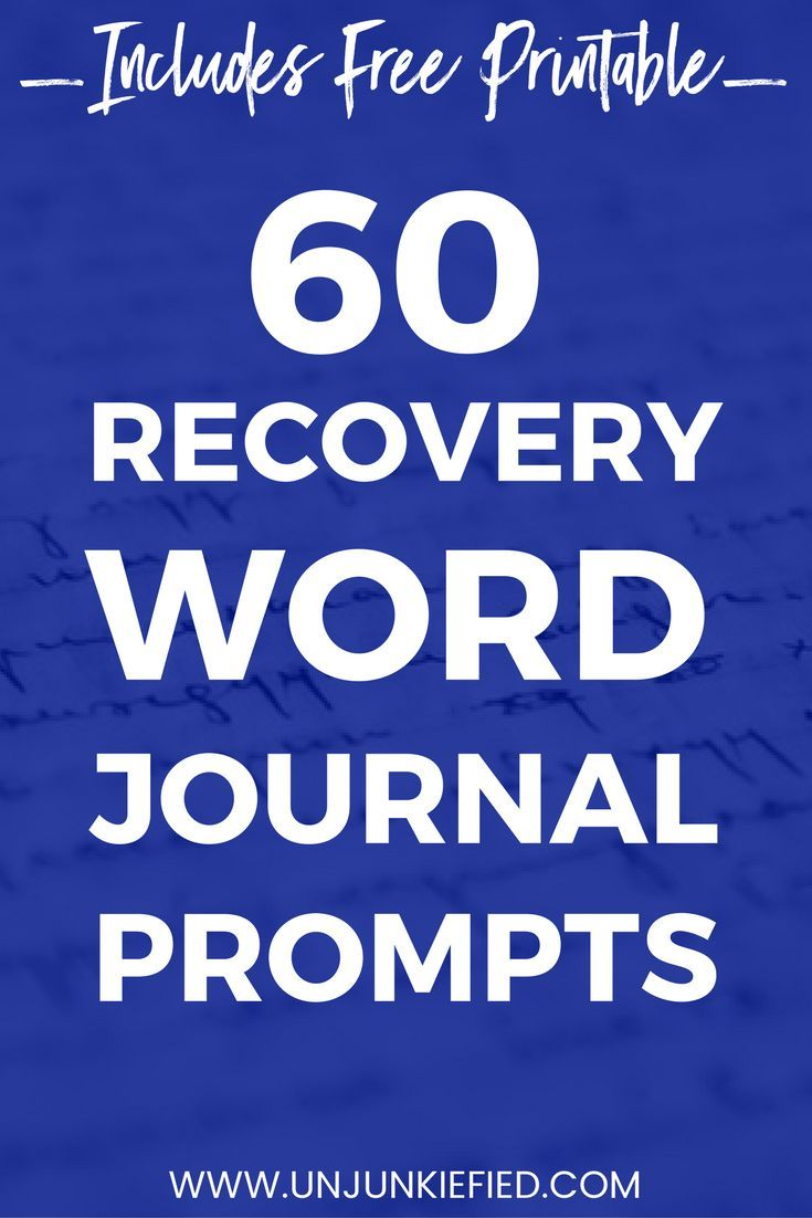 60 recovery word journal prompts prompts recovery and journaling 60 recovery word journal prompts solutioingenieria Gallery