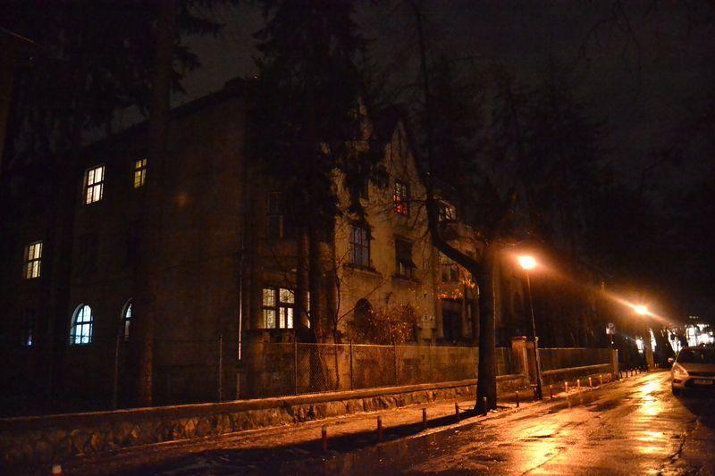parcul mare cluj -Casa în care a locuit Onisifor Ghibu în Cluj