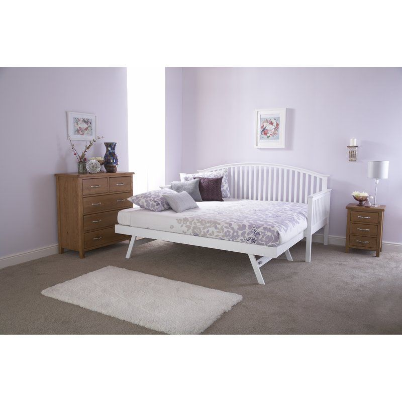 Abbigail Daybed Beds For Small Rooms Trundle Bed Daybed