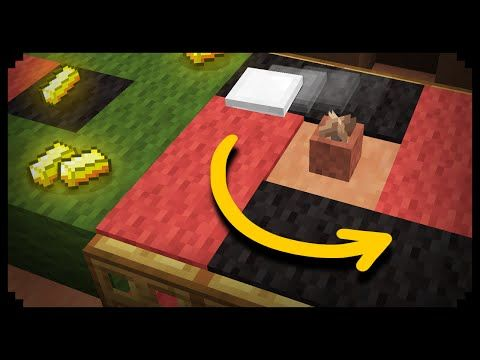 Minecraft How To Make A Working Roulette Table Youtube