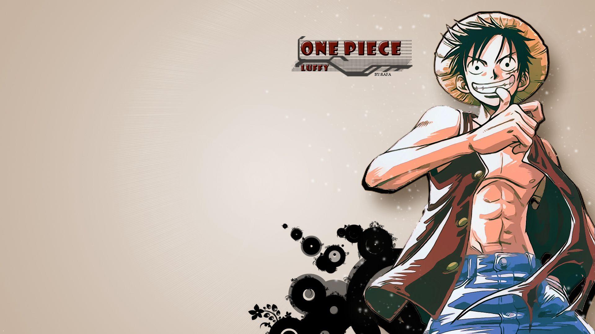One Piece Wallpaper Widescreen One Piece New World One