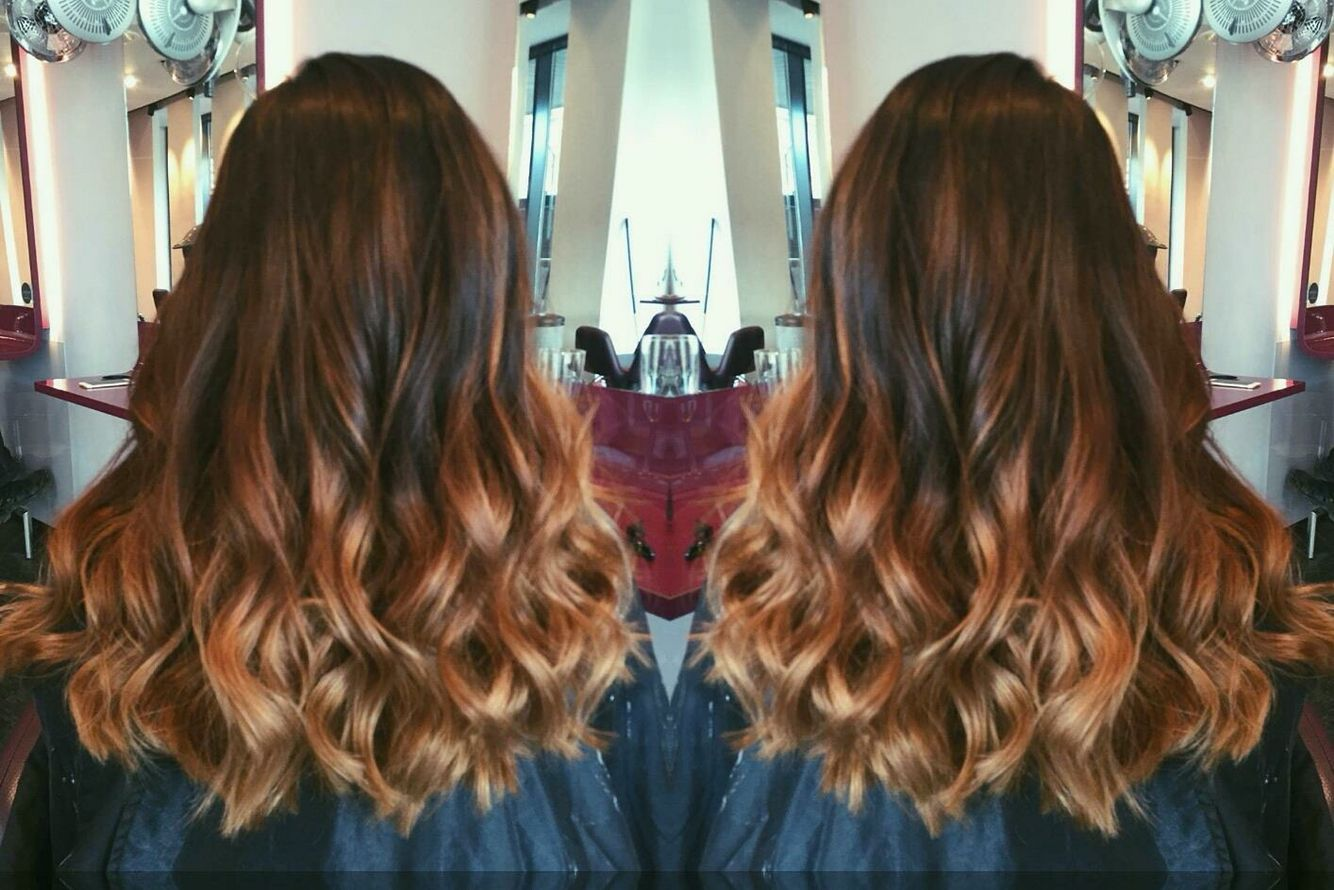 #balayage #ombre #juliealsager