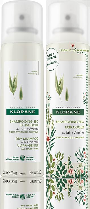 Adoptez le réflexe shampooing sec pour des cheveux impeccables   Klorane