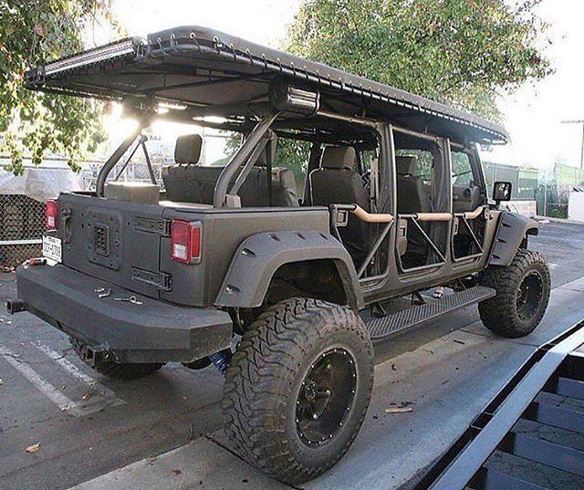 6 Door Jeep Allterraintrucks