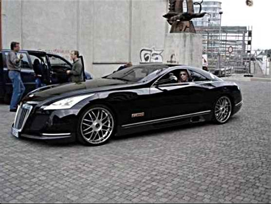 jayz maybach most expensive celebrity car 8 million car #jayz #black