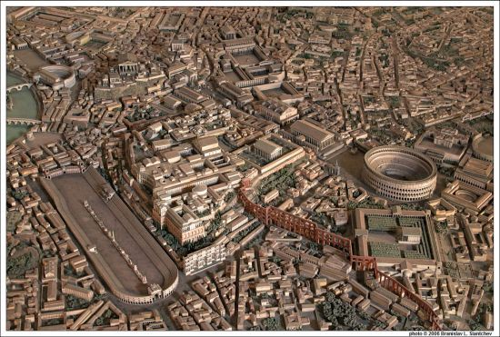 Pin By Marie N On Roma Y Grecia Ancient Rome Map Ancient Rome Ancient Cities