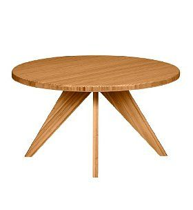Sapporo Round Coffee Table Self Assembly Table Round Coffee
