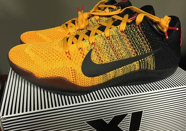 "Often considered one of the best Nike Kobe sneaker releases in history, the Kobe V ""Bruce Lee"" of late 2009 featured the popular low-top silhouette in a familiar yellow/black colorway and a small graphic of slashed scars on the fore-foot. … Continue reading →"