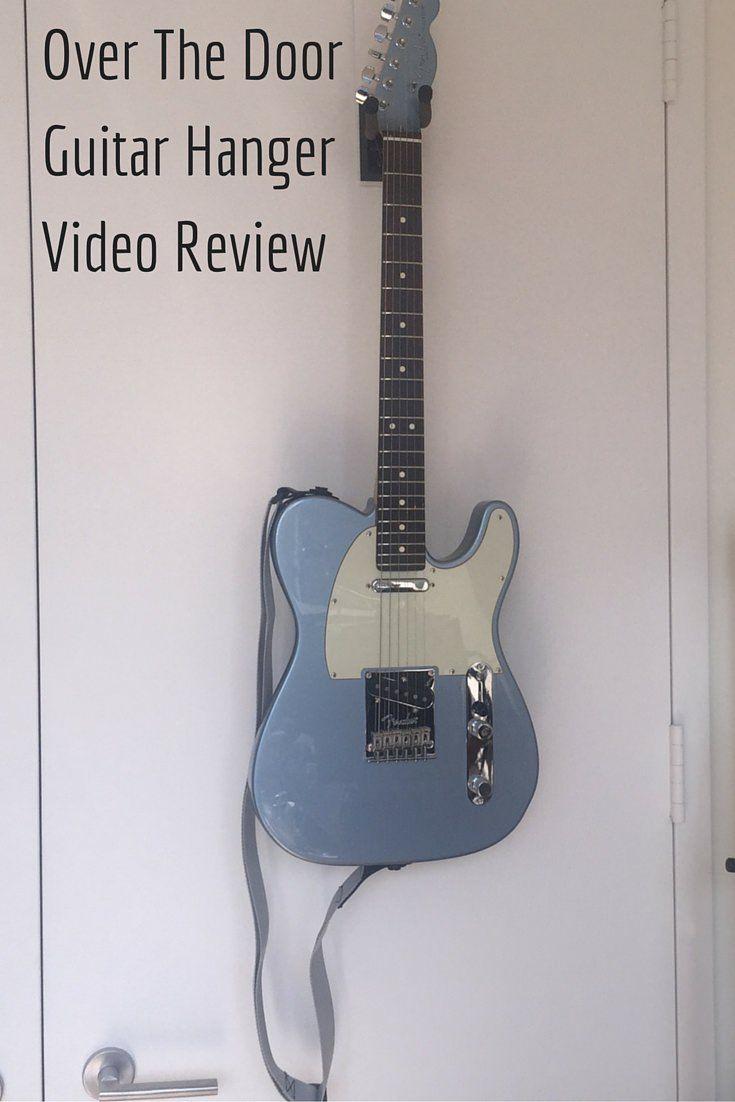 DoorJamz Guitar Hanger - Guitar Door Display Space Saving Solution To Guitar Stands Fender Limited Edition American Standard Telecaster Match Head Electric ... & DoorJamz Guitar Hanger - Guitar Door Display Space Saving Solution ...