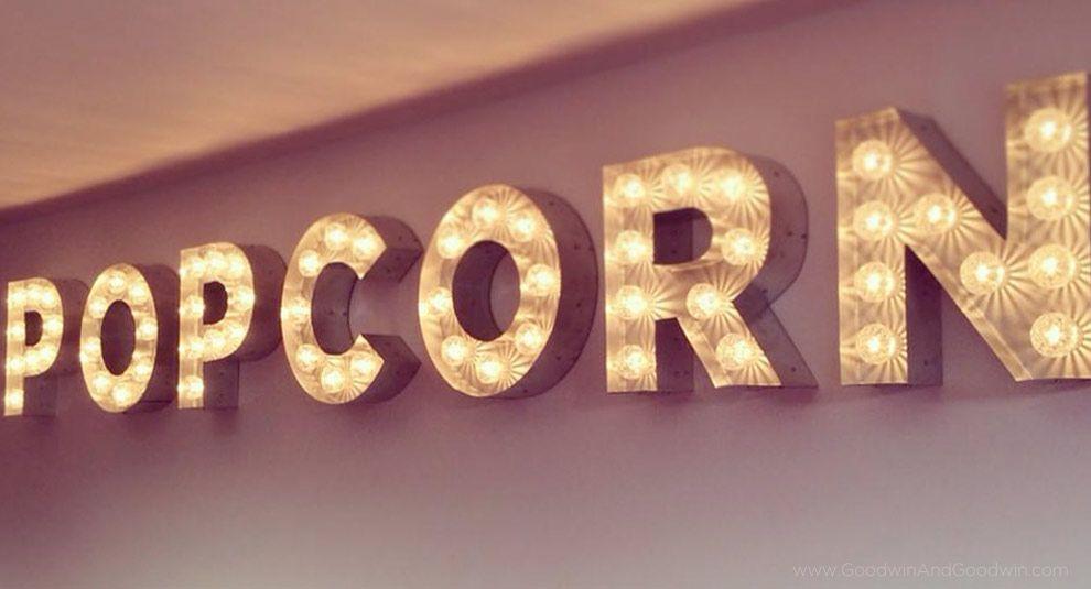light up letters fairground lights cinema signs neon signs london goodwin goodwin london sign makers