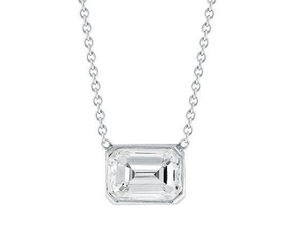 d0982ba24b3 Diamond Solitaire Necklace, Diamond Necklace, Solitaire Diamond ...