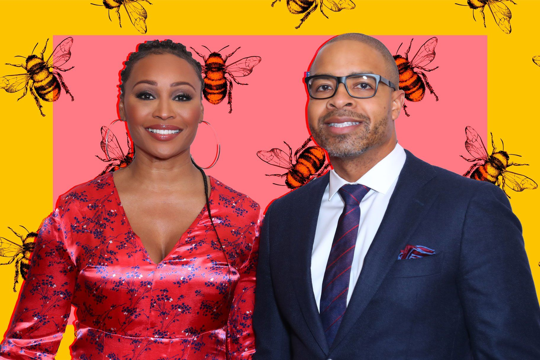 Cynthia Bailey's Latest Photos With Mike Hill Have Fans