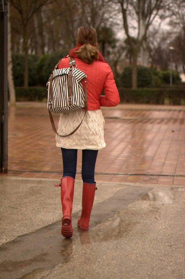 Explore Girls in Hunter Boots and more's photos on Flickr ...