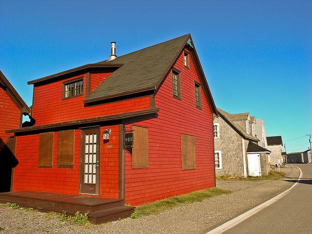 Iles de la Madeleine by Mehdi Bouhalassa, via Flickr   Québec, Canada