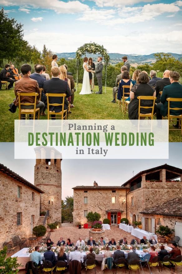 Planning a Destination Wedding in Italy – Laura En Route
