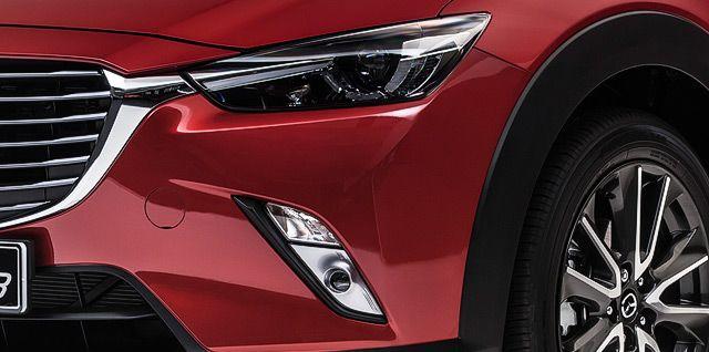 All-new Mazda CX-3 at Turnbulls Mazda in York   Mazda CX3 ...
