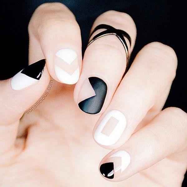 100+ Dazzling Nail Art Design Ideas To Make Your Fingernails ...