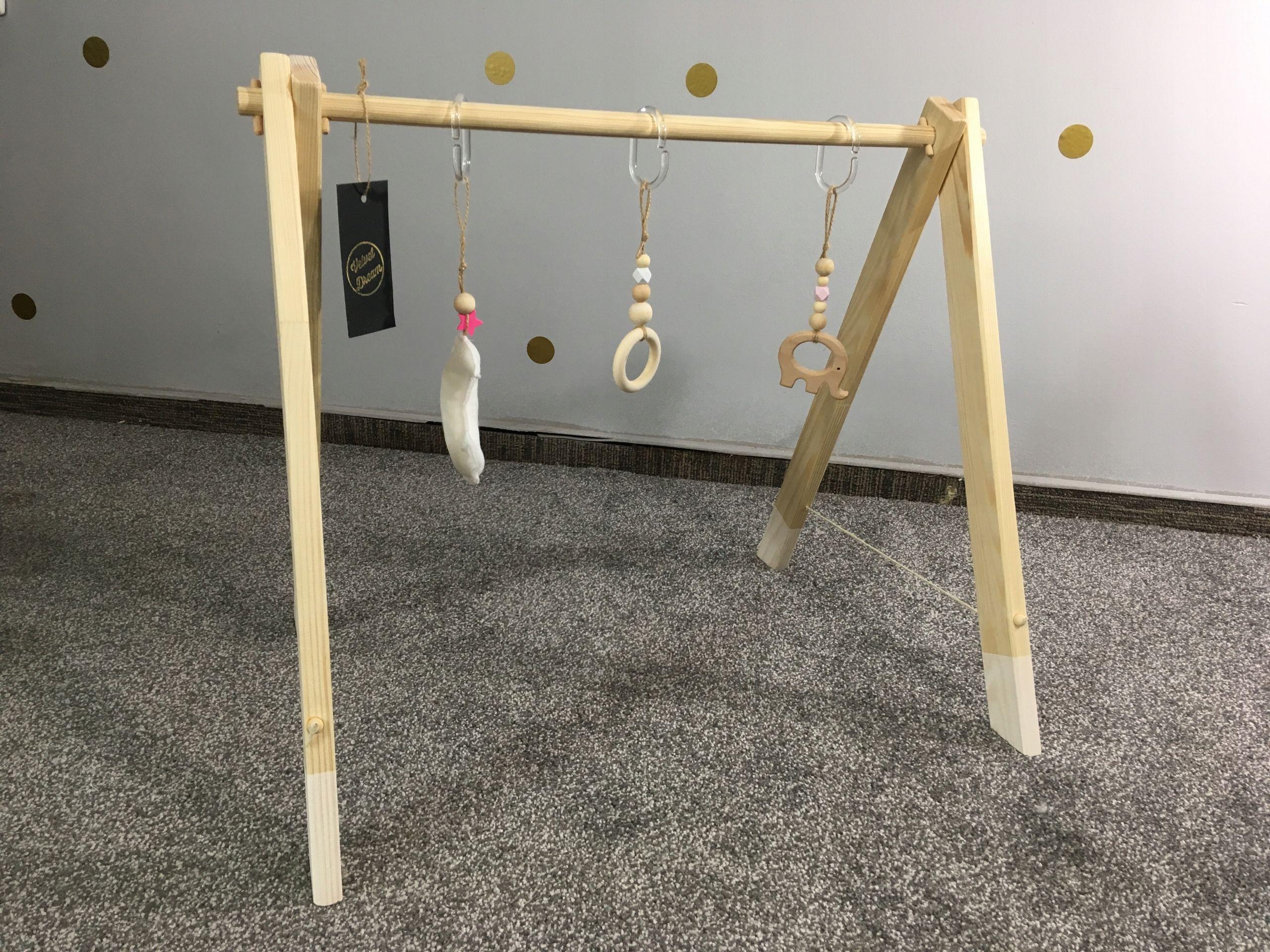 Stojak Gimnastyczny Baby Gym Montessori Drewno 8071247327 Oficjalne Archiwum Allegro Home Decor Decor Wardrobe Rack