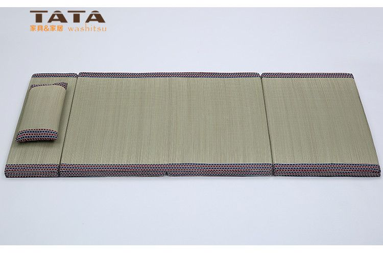 Tm10 Folding Tatami Straw Mat Rectangle Large Size Rug Carpet Judo Anese Foldable Floor For Sleeping