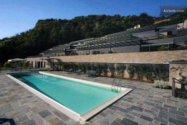 Residence San T Andrea Bellavista With Garden And Pool Via