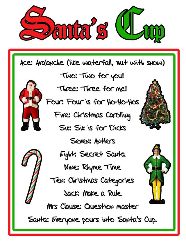 Amazing Christmas Drinking Party Ideas Part - 2: Christmas Drinking Games, Holiday Drinking Games, Alcohockey