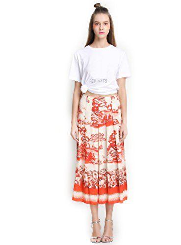 Eileen&Elisa Orange Long Silk Skirts for Women Summer Eil... https://www.amazon.com/dp/B06ZZMFNRQ/ref=cm_sw_r_pi_dp_x_OoOfzbEMNMGQB