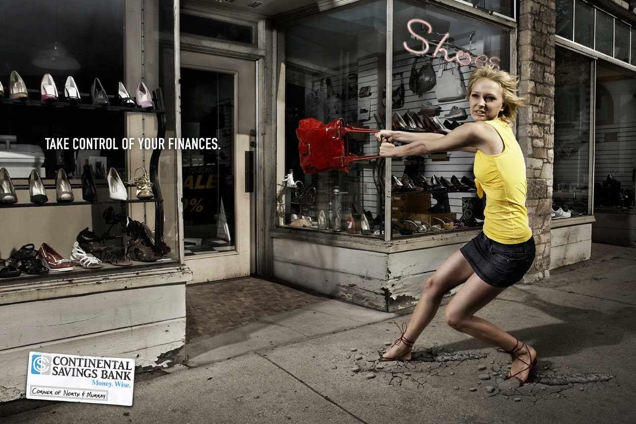 Continental Savings Bank: Purse