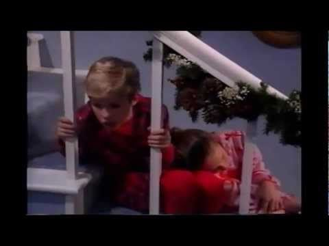 The very first Barney Christmas video ever is the Backyard ...