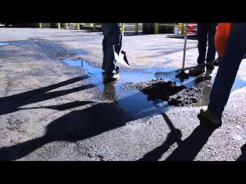 Ez Street Cold Asphalt Is Easy Enough To Be Used By Any Do It Yourselfer Do It Yourself Pothole And Asphalt D In 2020 Driveway Repair Asphalt Driveway Repair Driveway