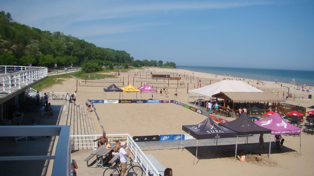 Your Guide To Beaches For Every Occasion Milwaukee Moxy Milwaukee S Best Milwaukee Beach