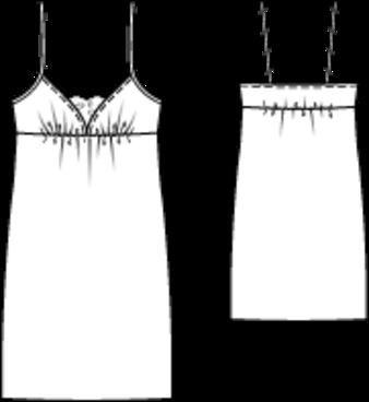 Платье комбинация выкройка в бурде краски светящиеся в темноте по ткани купить